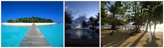 午餐:酒店内  晚餐:酒店内      住宿:gangga私人度假海岛villa